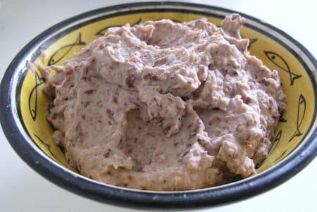 Tartines aux haricots rouges la recette facile - Cuisiner haricot rouge ...