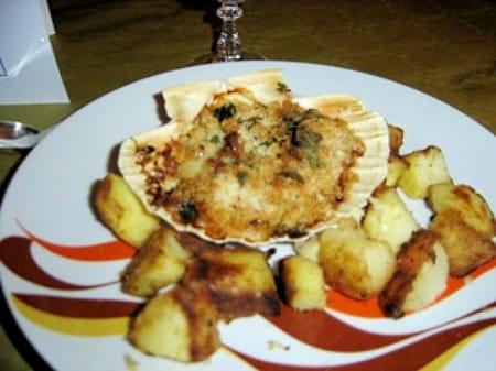 Coquilles saint jacques aux pices la recette facile - Cuisiner des coquilles saint jacques ...