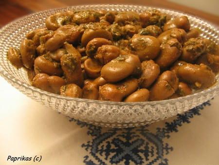 Feves la marocaine la recette facile - Cuisiner des feves seches ...