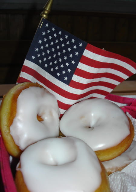 donuts avec gla age la recette facile. Black Bedroom Furniture Sets. Home Design Ideas