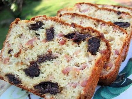 Recette Cake Olive Lardons Emmental