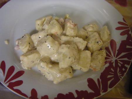 Gnocchis de pomme de terre la recette facile - Cuisiner des gnocchis ...
