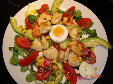 Journal des femmes > cuisiner > salade > salade poulet > salade de