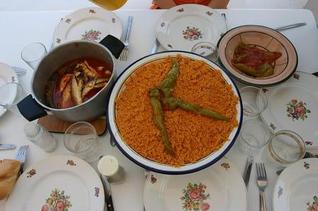 Couscous tunisien au poisson la recette - Recette cuisine couscous tunisien ...