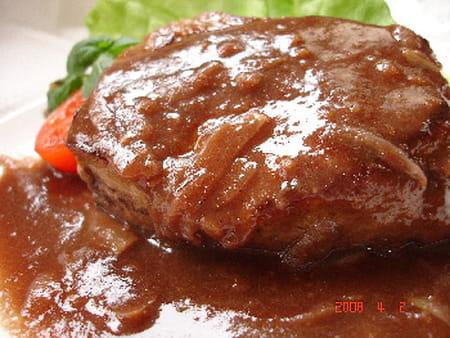 Tournedos de boeuf la sauce aux speculoos la recette - Cuisiner tournedos de boeuf ...