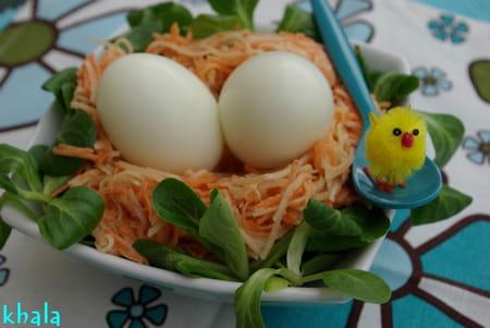 Salade de p ques la recette facile - Recette entree paques ...