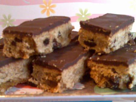 flapjacks biscuits aux flocons d 39 avoine la recette facile. Black Bedroom Furniture Sets. Home Design Ideas