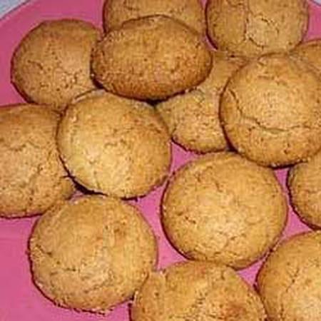 Ghriyba aux amandes (gâteaux marocains) : la recette facile