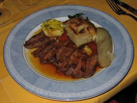 Canard aux figues fraiches la recette facile - Cuisiner des figues fraiches ...