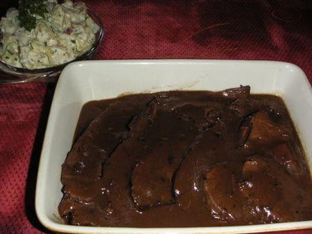 Rosbif de cheval la recette facile - Viande facile a cuisiner ...