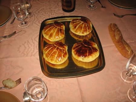Coquilles saint jacques feuillet es la recette facile - Cuisiner des coquilles saint jacques ...