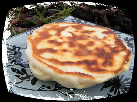 Naans fromage et viande des grisons la recette facile - Portion de viande par personne ...
