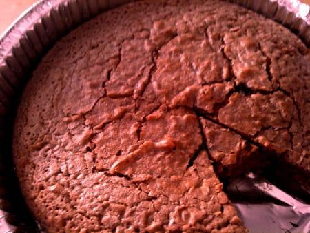 Gateau moelleux au nutella et p pites la recette facile - Recette gateau au nutella facile ...