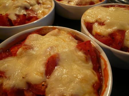 Gratins de tomates du lendemain la recette facile - Cuisiner la veille pour le lendemain ...
