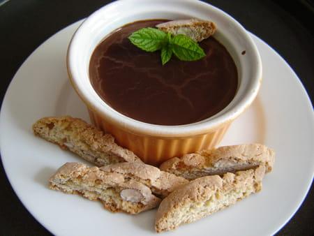 cr 232 mes au chocolat individuelles la recette facile