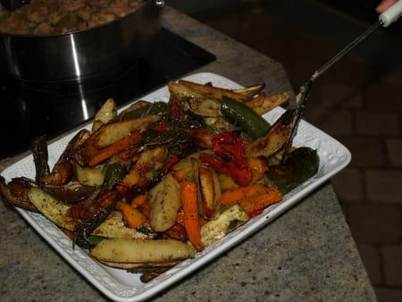 L gumes d 39 t au four la recette facile - Legumes faciles a cuisiner ...