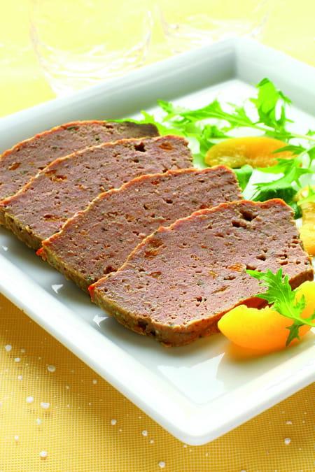 Pain de viande la recette facile - Viande facile a cuisiner ...