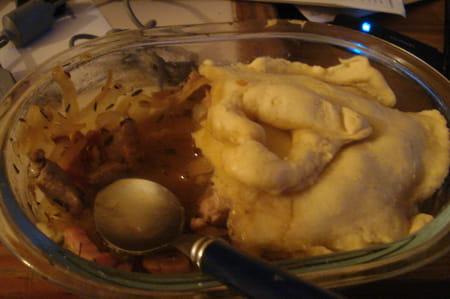 Pie au filet mignon de porc la recette facile - Cuisiner filet mignon de porc ...