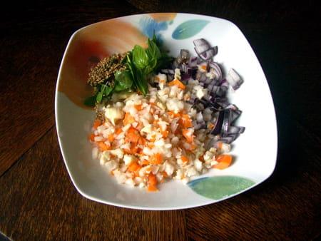 panais et radis noir en salade la recette facile. Black Bedroom Furniture Sets. Home Design Ideas