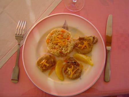Filet mignon de porc aux oranges la recette facile - Cuisiner filet mignon de porc ...