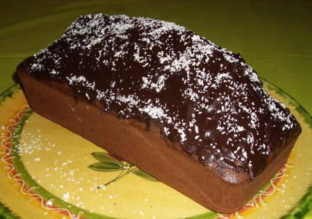 cake au chocolat et aux amandes la recette facile. Black Bedroom Furniture Sets. Home Design Ideas