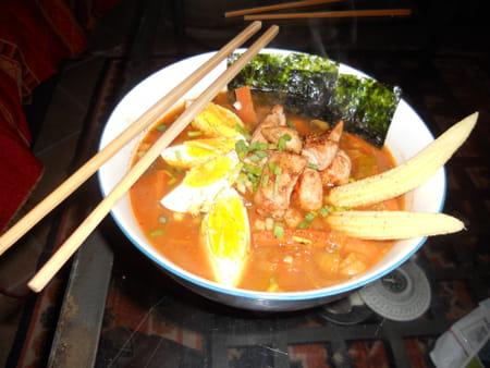 Ramens japonais la recette facile for Petit plat facile a cuisiner