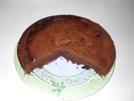 G teau au chocolat et beurre sal la recette facile - Gateau chocolat beurre sale ...