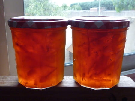 Confiture d 39 orange am re la recette facile - Marmelade d orange amere ...
