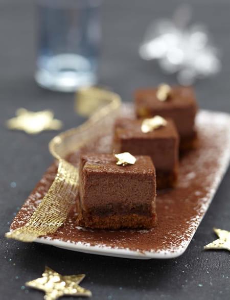 Cake Orange Confite Et Chocolat