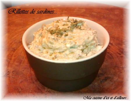 Rillettes de sardines à la moutarde : la recette facile