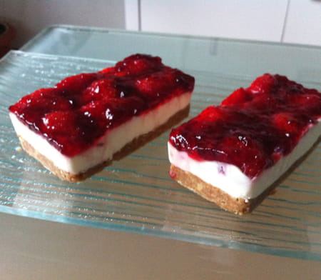 carrs aux fraises et au mascarpone avis sur la recette