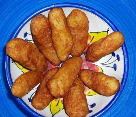 croquettes de pommes de terre l 39 italienne la recette facile. Black Bedroom Furniture Sets. Home Design Ideas