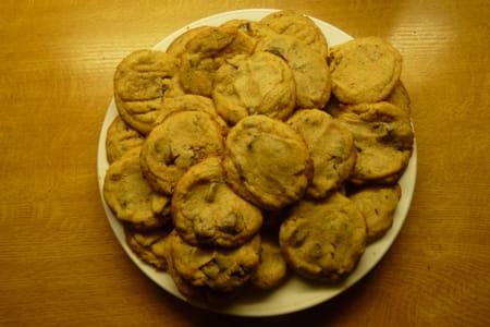 Cookies recette de laura todd avis sur la recette - Recette cookies laura todd ...