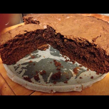 G teau fondant au chocolat sans beurre avis sur la recette - Gateau chocolat avec huile sans beurre ...