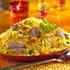 Couscous à l orientale (lentilles-pois chiches)