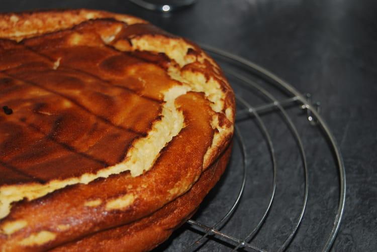 recette de g 226 teau au fromage blanc sans p 226 te la recette facile