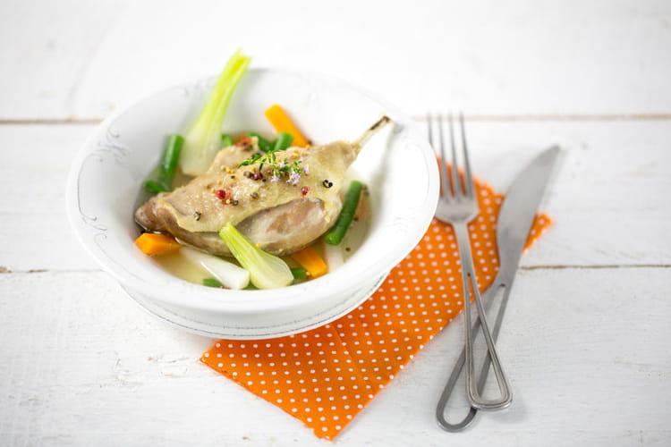 recette de pot au feu printanier de cuisses de canard maigre 224 la graine de coriandre la