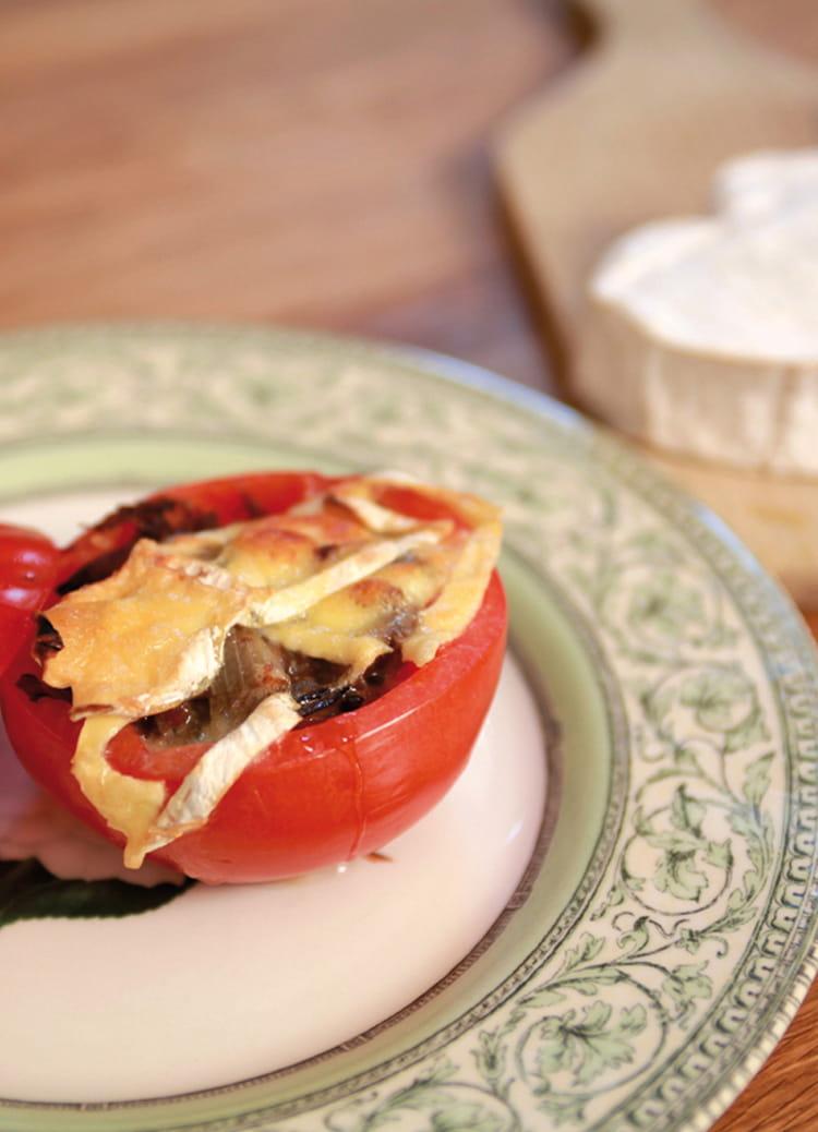 Recette de tomates farcies cuisses de canard confites et - Cuisiner des cuisses de canard confites ...