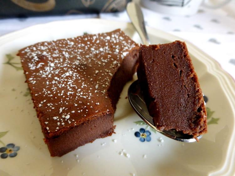 Recette gateau chocolat mascarpone - Le robot cyril lignac ...