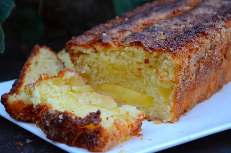 Recette Cake Aux Pommes Pour  Personnes