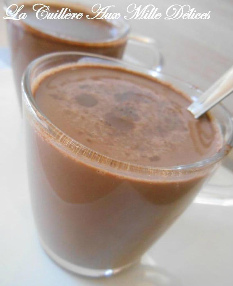 recette de chocolat chaud maison la recette facile