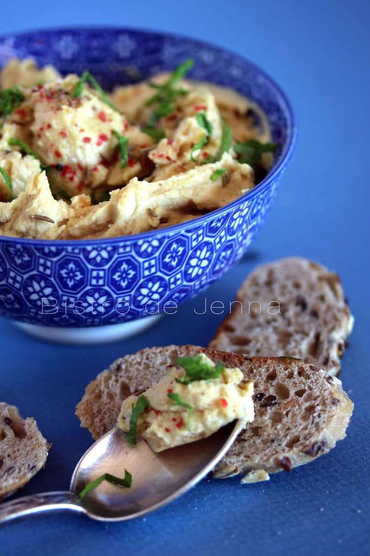 Recette de houmous au tahini maison la recette facile - Houmous recette sans tahini ...