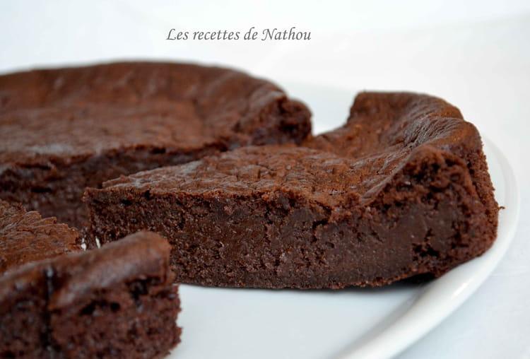 recette de moelleux fondant au chocolat noir et la. Black Bedroom Furniture Sets. Home Design Ideas