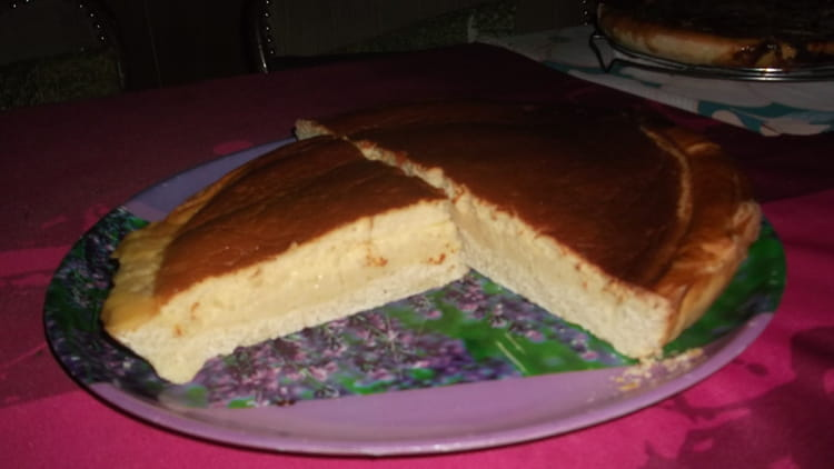 Recette de tarte au riz de ma grand m re la recette facile for Au jardin de ma grand mere