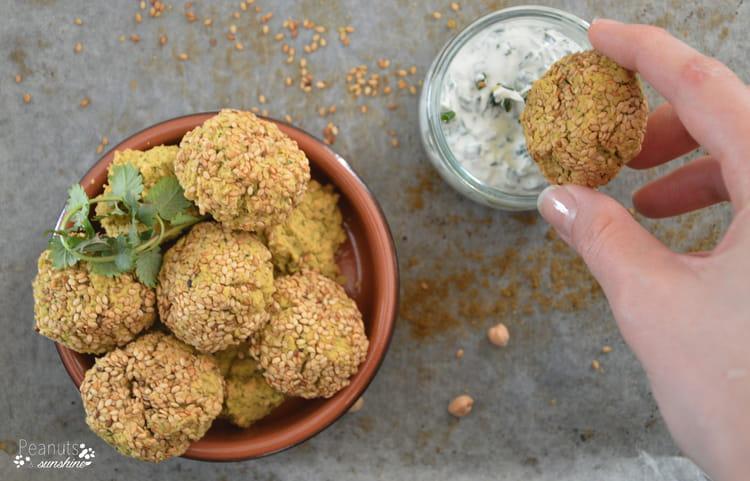 Recette de falafels sans mati re grasse la recette facile - Cuisine sans matiere grasse ...