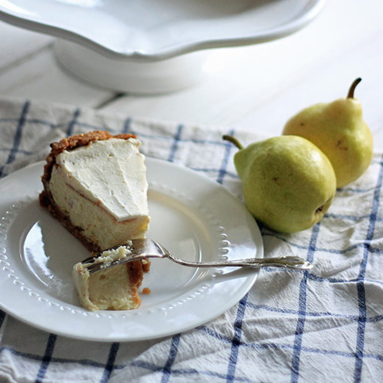 recette de cheesecake new yorkais la recette facile. Black Bedroom Furniture Sets. Home Design Ideas