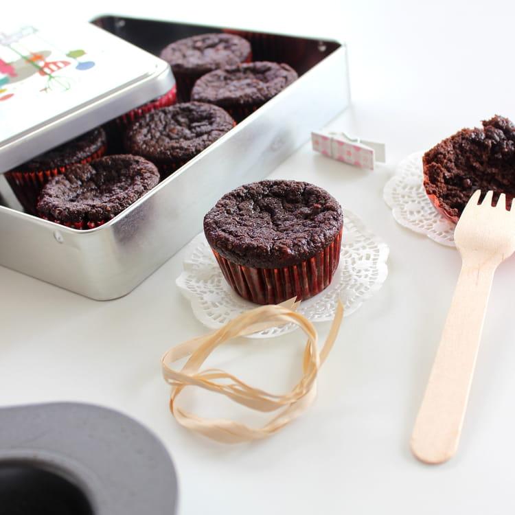 recette de fondant chocolat sans farine sans beurre et sans sucre la recette facile. Black Bedroom Furniture Sets. Home Design Ideas