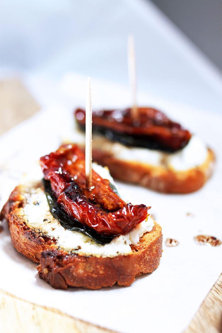 Recette Cake Tomates Confites Chevre