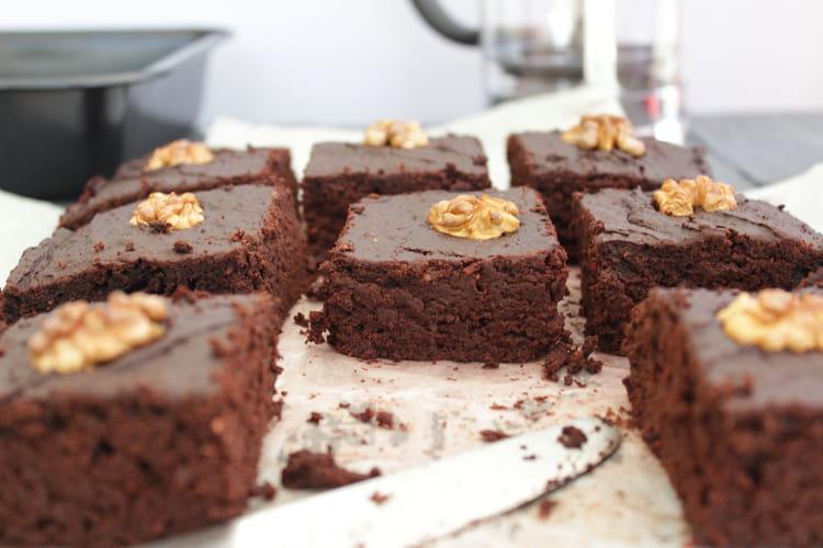 recette de brownie sans sucre et sans beurre la recette facile. Black Bedroom Furniture Sets. Home Design Ideas