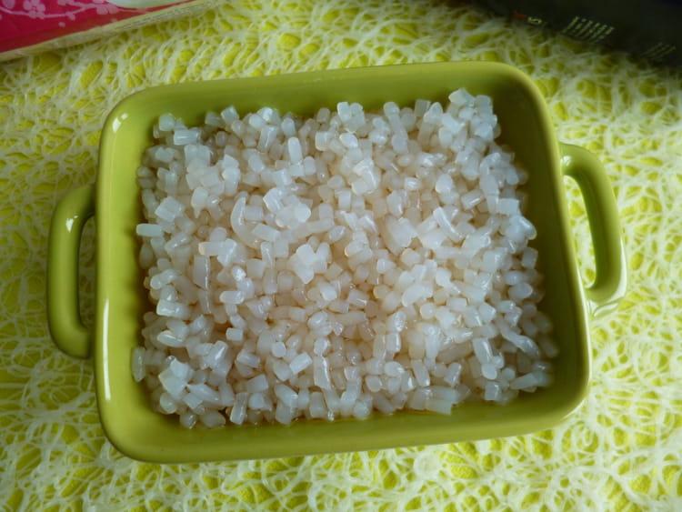 recette de risotto de konjac au sirop d 39 rable la recette facile. Black Bedroom Furniture Sets. Home Design Ideas